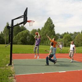 Активный отдых в усадьбах Литвы