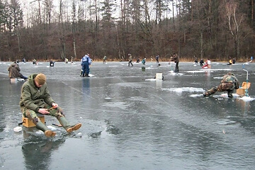 Фестиваль зимней рыбалки Миндунай 2017