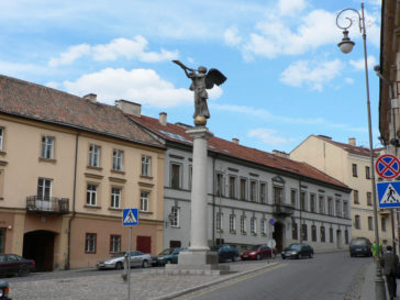Республика Ужупис (Užupis, Заречье)
