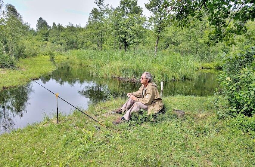 Рыбалка в Литве на озерах
