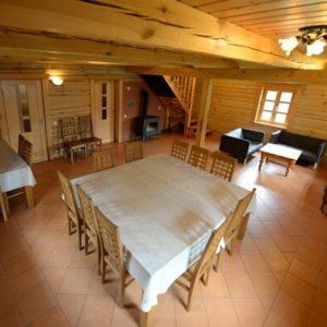 Стирнялес Венседис гостевой дом 12 мест