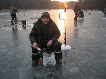 Фестиваль зимней рыбалки в Миндунай